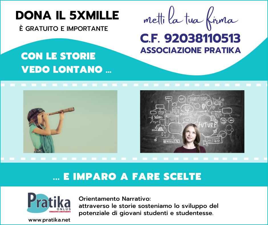 Webcard 5xMille